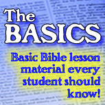 The Basics Sunday school curriculum