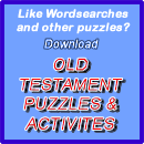 Wordsearches and puzzles